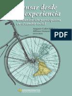 Pensar desde la experiencia - Comunicación participativa y cambio social