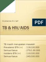 070214 - HIV & TB - Dr. Johanes