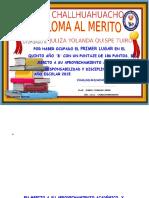 Diploma Chalhuahuacho1