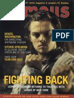 36. Cineplex Magazine December 2002