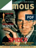 39. Cineplex Magazine March 2003