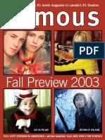 45. Cineplex Magazine September 2003