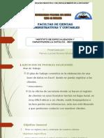 Practicas II - Implementacion