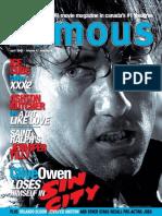 64. Cineplex Magazine April 2005