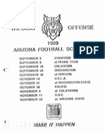 1989 Arizona Defense