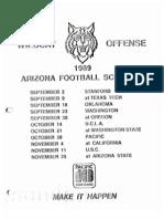 1989 Arizona Defense