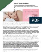 Collant Paris Hilton, l'accessorio di tendenza per il tuo outfit di Capodanno