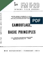 Camouflage, basic principles