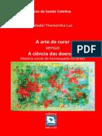 A Arte de Curar Versos a Ciencia Das Doencas
