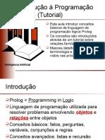 Prolog - Introducao