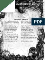 Warhammer Libro de Ejercito Bestias Del Caos
