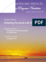 Parkinson Newsletter Winter 2016