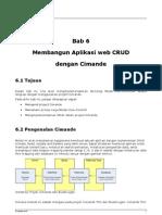 JENI- Bab06-Membangun Aplikasi Web CRUD Dengan Cimande