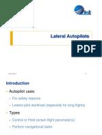 Part 5B - Lateral Autopilot