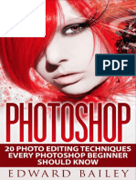 Photoshop 20 Photo Editing Techniques