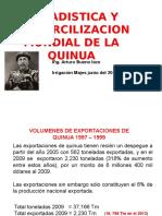 Mercado Quinua 2014