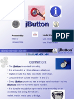 Ibutton-ppt for Semnr1