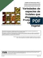 Listado Protecciones TOV_2015_7