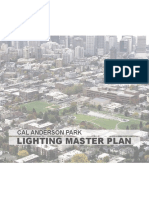 Cal Anderson Park Lighting Study