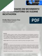 DISCURSIVIDADES EM MOVIMENTO NO INTERROGATÓRIO DE SUZANE RICHTHOFEN
