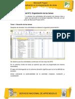 ms project-Unidad 2