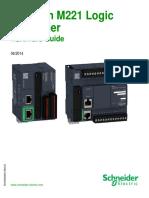 Modicon-M221 Hardware Guide