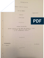 Phil Demers and Marineland legal documents