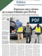 Yihadistas en España