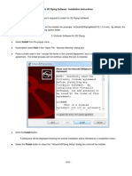 Vic 3D Piping Software Instructions