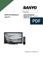 Sanyo DP32242 [SM]