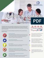 Centros de Contacto Centrados en la experiencia de sus pacientes