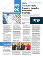 Builders Outlook 2015 Issue 12