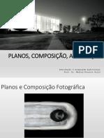 Aula - Plano, Angulos, Composição