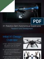 X1 Robotics R&D