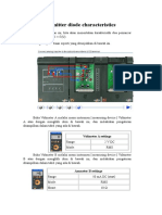 Transmitter Diode Characteristics