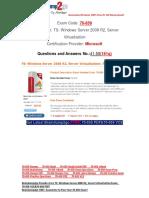 [Braindump2go] 70-659 PDF Dumps Free Download 41-50