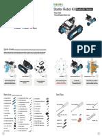 Starter Robot Kit Bluetooth Instruction