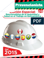 Revista El Prevencionista 9na edición