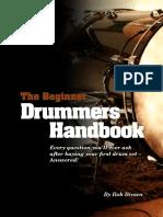 The Beginner Drummers Handbook