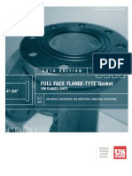 20117201020270.Full Face Flange-TYTE Gaskets BRO-023