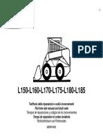 Tiempos de Reparaciones y Códigos de Los Inconvenientes - L150-L160-L170-L175-L180-L185
