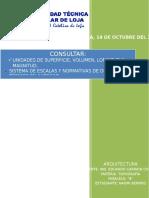 UNIDADES DE SUPERFICIE, VOLUMEN,LONGITUD Y MAGNITUD
