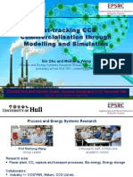 Fast-tracking CCS Commercialisation through Modelling and Simulation