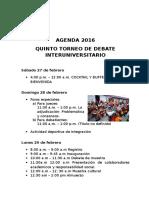Agenda Todi 2016 Sdp
