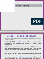 Session Handling in jsp servlets