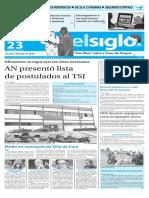 Edicion Impresa El Siglo 23-12-15