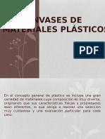 Envases de Materila de Plastico-PARTE 1