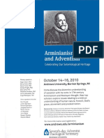 Arminianism and Adventism
