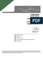 Manual Usuario3025 3030