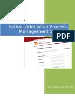 schooladmissionprocessmanagement